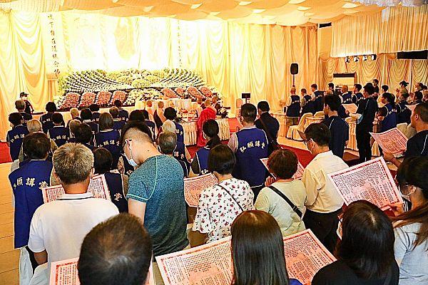 中壢禮儀公司推薦中元普渡法會 凝聚心念和團結家人